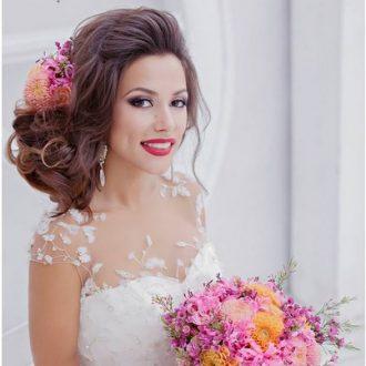 svadebnie pricheski 2019 27
