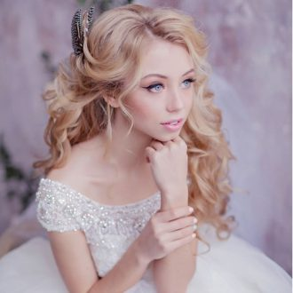 svadebnie pricheski 2019 34
