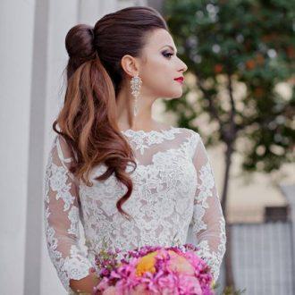 svadebnie pricheski 2019 40