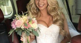 Модный свадебный букет 2019