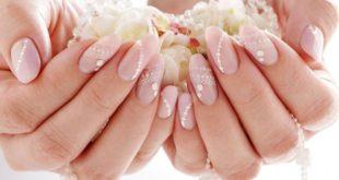 Концепции для свадебного маникюра